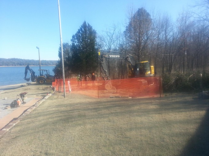 Chickasaw National Recreational Area – Replace Lift Stations 2013