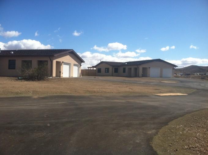 Law Enforcement Housing, Big Bend National Park TX